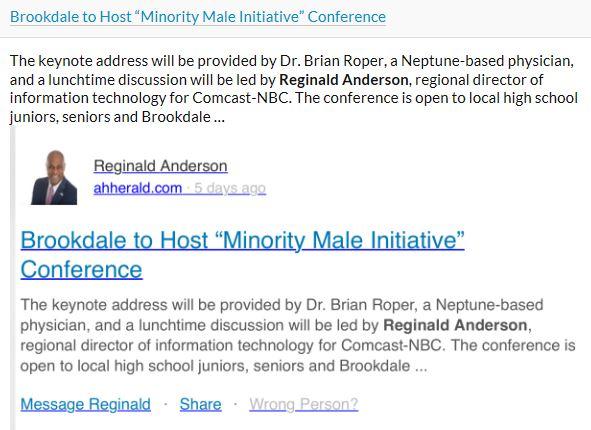 male minority 2017